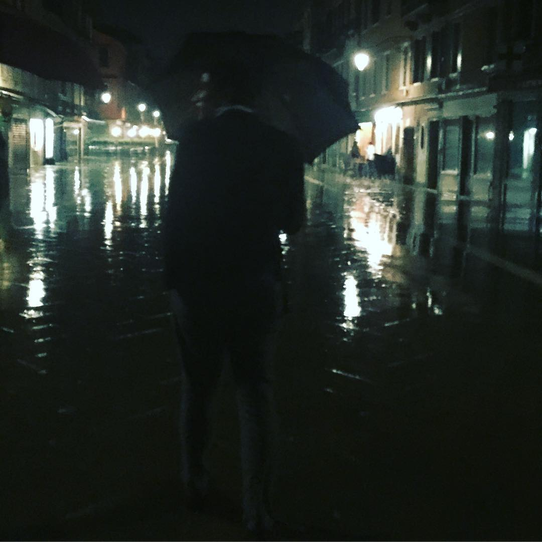 Venice, Castello. Great evening with @getdomi ,Alexandros, Luca, Francesca,