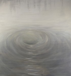 Host, 1994. 180 x 167 cm [70.8 x 65.7in]. Oil on Canvas.