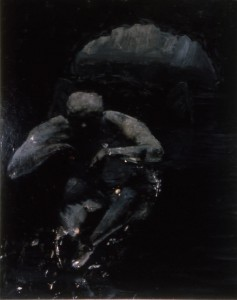 Jealousy, 1984. 78 x 61 cm [30.7 x 24in]. Oil on Canvas.