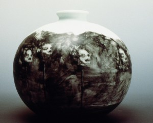 Limoges Project, 1992. Porcelain.