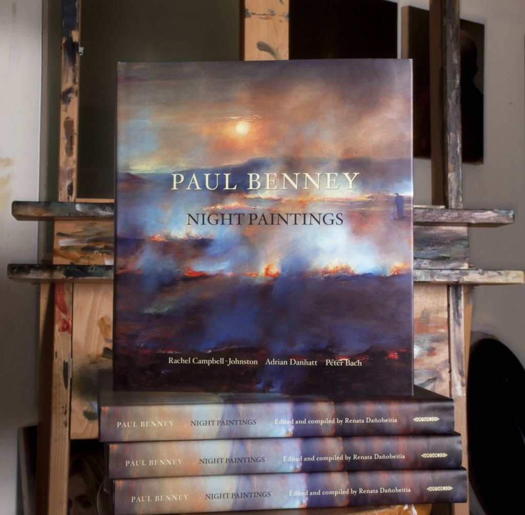Night Paintings, A monograph of Paul Benney's work, Night Paintings, is available for <a href=