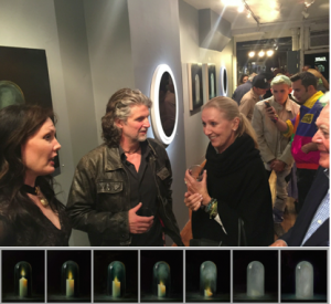 Ecliptic Opening at The Dorian Grey Gallery