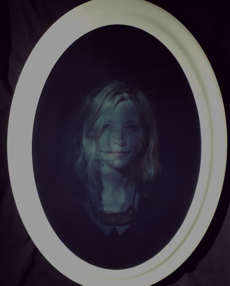 Scrying Mirror [Cate Blanchett]